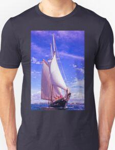 Gathering Wind Unisex T-Shirt
