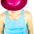 Pink Hat by m4rtys
