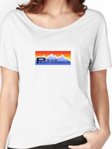 Peak Performer Women's Relaxed Fit T-Shirt