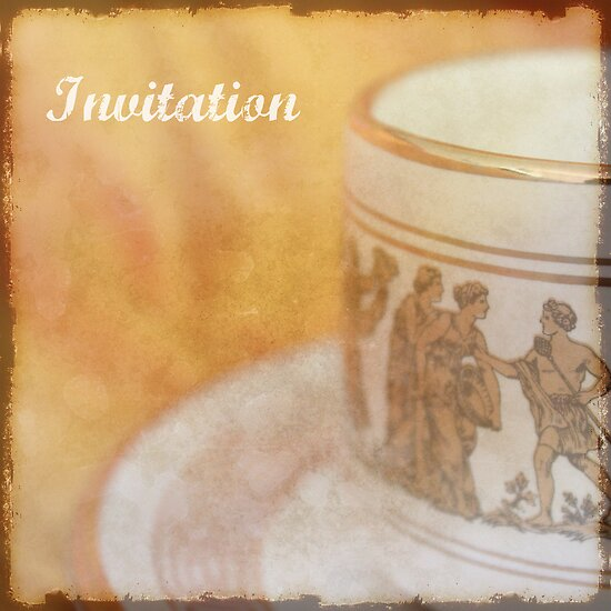 Invitation  - JUSTART ©  by JUSTART