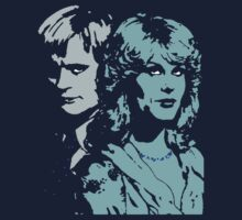 Sapphire And Steel by loogyhead