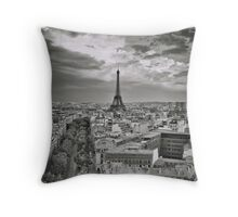 Paris 37 Throw Pillow