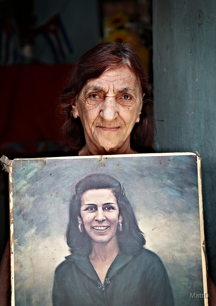 Portraits by MattD