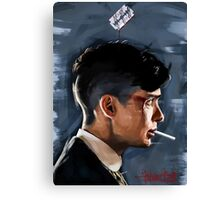 Peaky Blinders Canvas Print