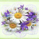 Summer flowers by kindangel
