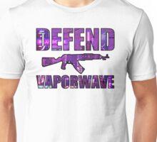 DEFEND VAPORWAVE Unisex T-Shirt