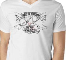 BBQ Bunny Festival Mens V-Neck T-Shirt