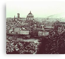 Firenze, Italy Canvas Print