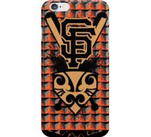 San Francisco Native Giants iPhone Case/Skin