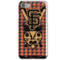 San Francisco Native Giants iPhone Case/Skin