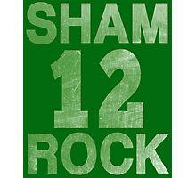 SHAMROCK 12 Irish Photographic Print