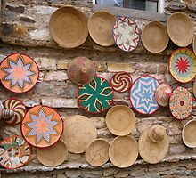 Ethiopian Baskets by Bonnie MacAllister