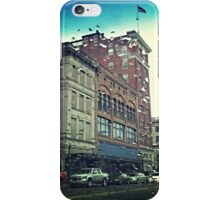 Rainy Day in the City iPhone Case/Skin