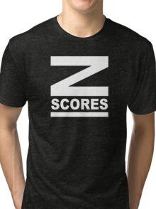 Z-Scores Tri-blend T-Shirt