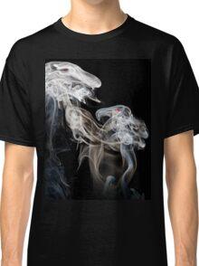 Dragons in smoke Classic T-Shirt