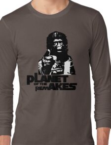 Planet of the Remakes Long Sleeve T-Shirt
