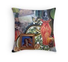 Antiquity and Beyond Throw Pillow
