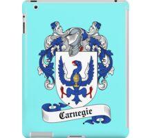 Carnegie  iPad Case/Skin