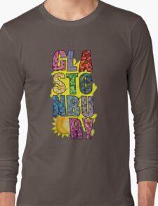 Glastonbury Festival  Long Sleeve T-Shirt