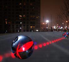 Night Bowling by Simonka
