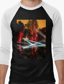 Bright Lights Men's Baseball ¾ T-Shirt