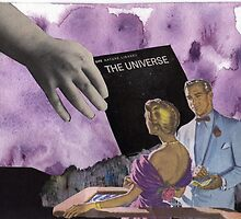 Doris...I'd give you the universe if it were mine... by Susan Ringler