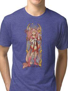 Small Lady Tri-blend T-Shirt
