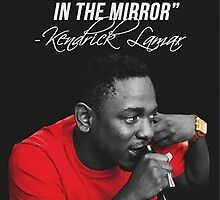 Kendrick Lamar Quote by atparker