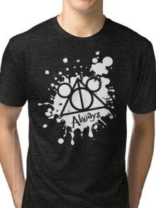 Mickey Potter Too Tri-blend T-Shirt