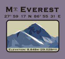 Everest Kids Tee