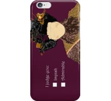 Belsnickel - Vert for Iphone iPhone Case/Skin