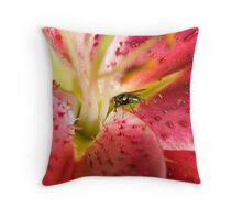 Details, Details Throw Pillow