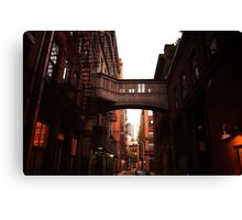 Twilight in Tribeca Canvas Print