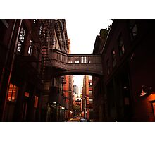 Twilight in Tribeca Photographic Print