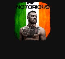 """The Notorious"" Conor McGregor UFC Unisex T-Shirt"