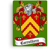 Carruthers  Canvas Print