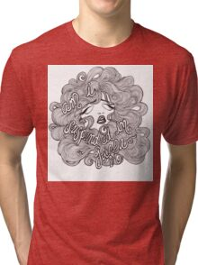 Suspended in Gaffa Tri-blend T-Shirt