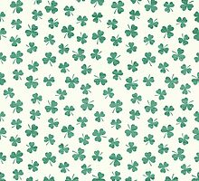 Dancing Shamrocks by daisy-beatrice