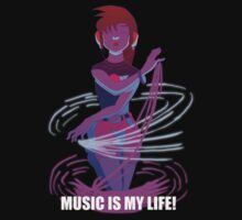 Music Is My Inspiration by SeanE