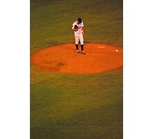 What Should I Pitch? Photographic Print