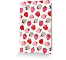 Strawberry Fields Greeting Card