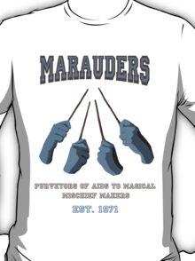 Marauders: 1971 - Harry Potter Series  T-Shirt