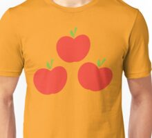 Applejack Cutie Mark Unisex T-Shirt