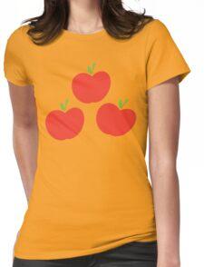 Applejack Cutie Mark Womens Fitted T-Shirt
