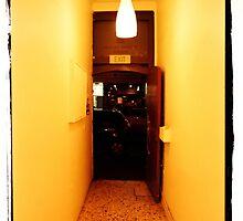 Hallway, Bruswick Street by J Forsyth