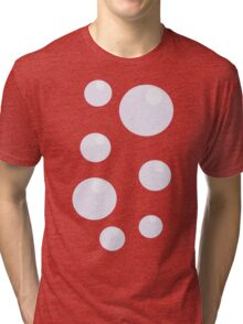 Derpy Cutie Mark Tri-blend T-Shirt