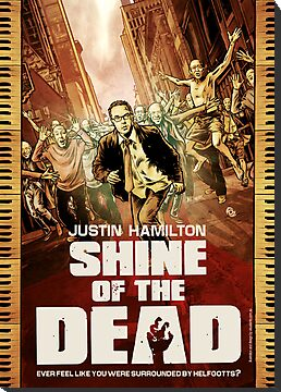 Justin Hamilton - Shine Of The Dead by MrFoz