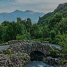 Ashness Bridge, Lake District by JMChown