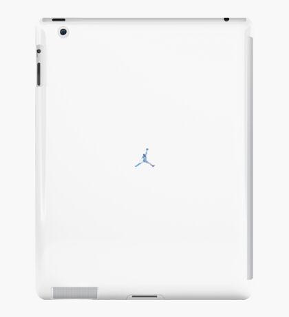 Michal Jordan logo in Galaxy  iPad Case/Skin