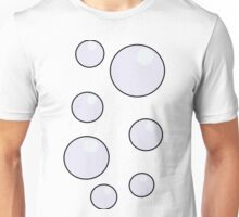 Derpy Cutie Mark (outline) Unisex T-Shirt